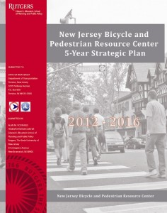 5-year plan, pedestrian safety, new jersey cicycle and pedestrian safety