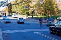Review of Guidelines for Accommodating & Getting Bicycles Through Intersections (2002)