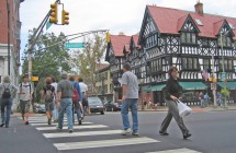 NJ Pedestrian Behavior Study (2011)  </br>