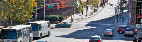 Bicycle and Pedestrian Considerations in the Development and Design Review Process: Options for New Jersey Municipalities