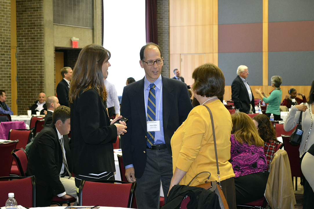 Attendees at the 2013 New Jersey Complete Streets Summit
