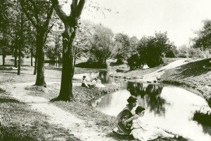 Early urban parks