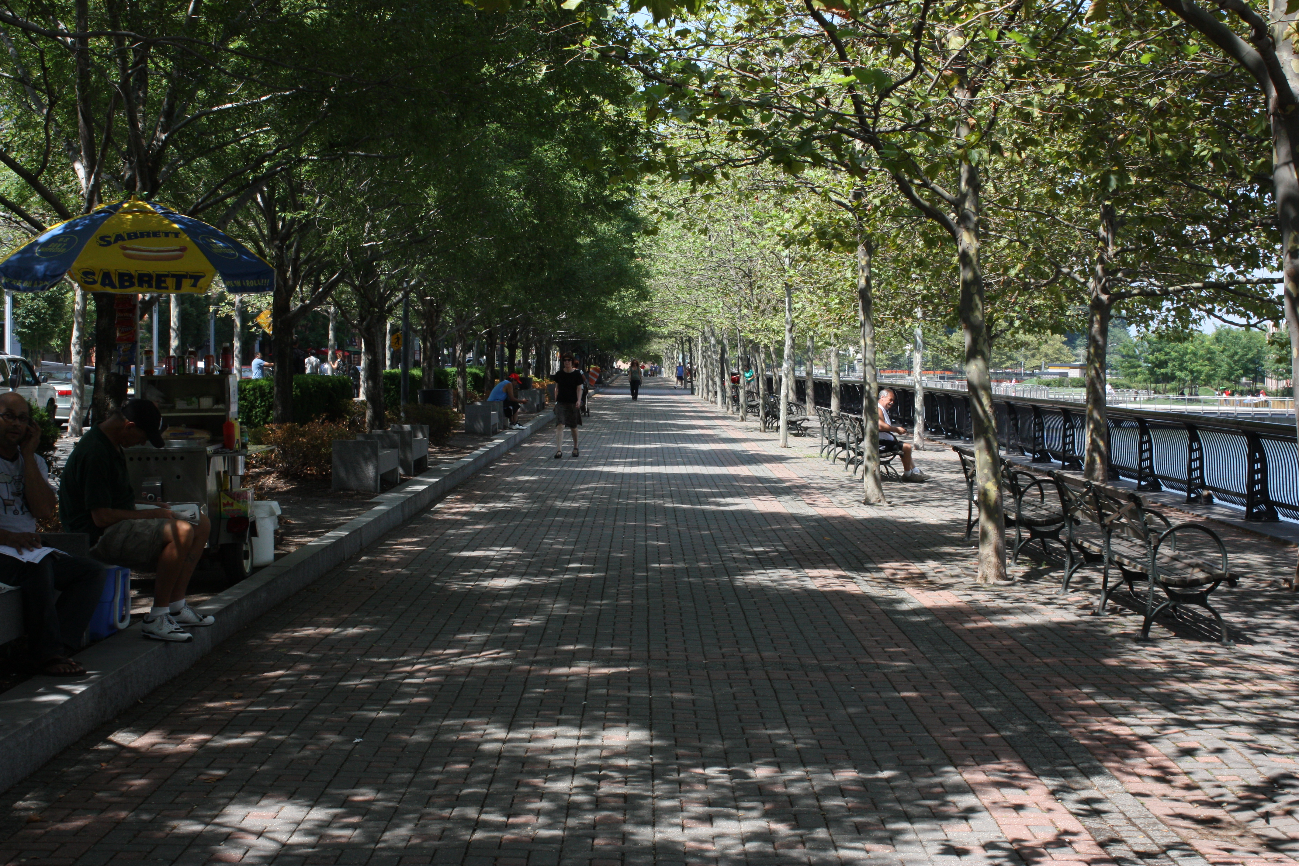 urban tree canopy & Heat Island Mitigation in New Jersey | NJ Bicycle and Pedestrian ...