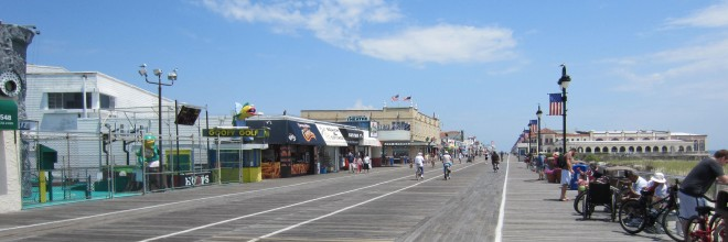 "NJDOT Releases ""Explore the Jersey Shore by Bicycle"" downloadable tour routes"
