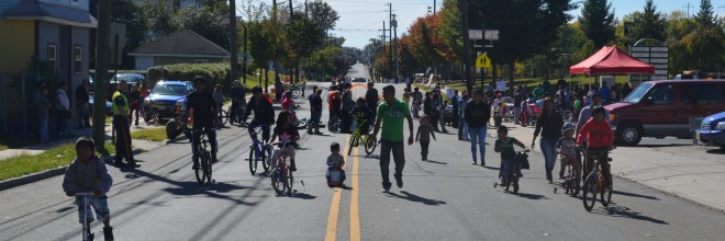 New Brunswick Ciclovia Evaluation report released!