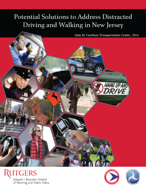 Potential Solutions to Address Distracted Driving and Walking in New Jersey
