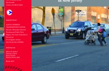 Road Infrastructure as a Contributing Factor to Pedestrian Fatalities in New Jersey (2014)