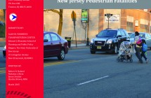 Road Infrastructure as a Contributing Factor to Pedestrian Fatalities in New Jersey (2015)