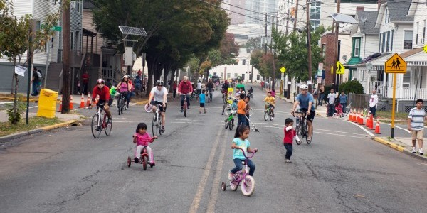 Building 'Human Infrastructure' and Equity through Ciclovías