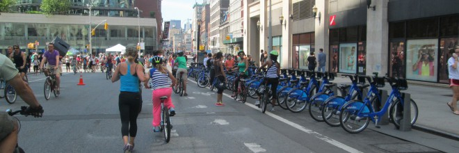 Is Bike Sharing the Safest Way to Ride?