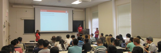 BPRC Welcomes New Rutgers International Students at Bicycle Orientation