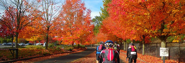 Fall Bicycling Events in New Jersey