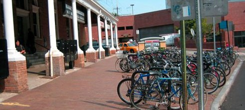 Bicycling in New Jersey's Transit Villages