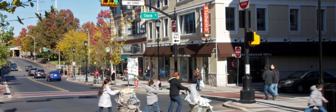 Complete Streets: FHWA's Revision to 13 Controlling Criteria for Design