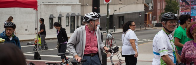 Bicycling Among Seniors on the Upswing