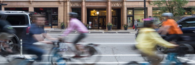 New Report Quantifies Impact of Increasing Bicycling Mode Share on Climate Change Emissions