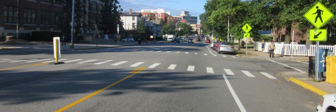 Road Diets and Safe Street Design