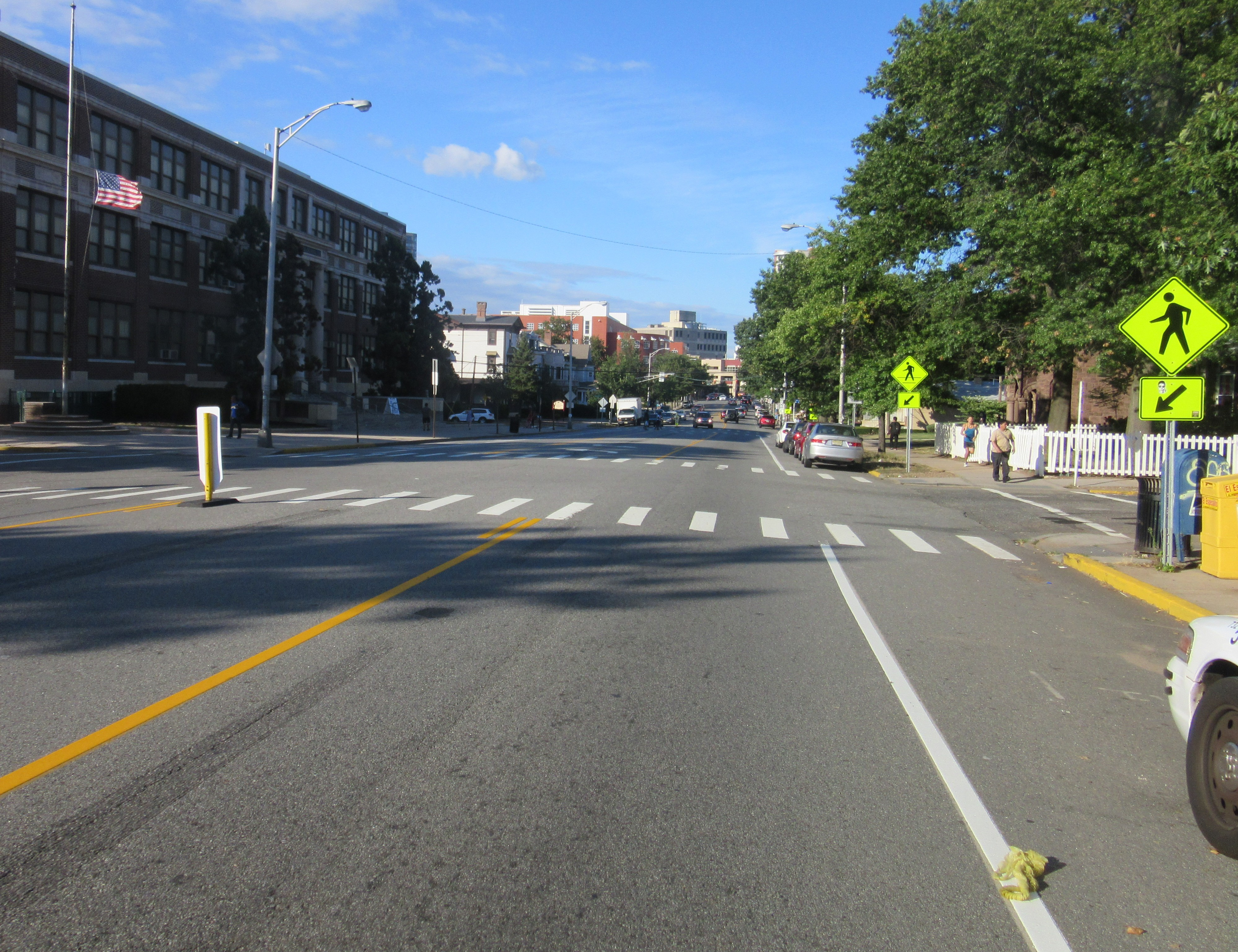 Road Diets and Safe Street Design | NJ Bicycle and