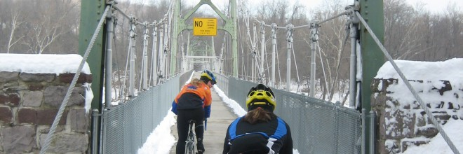 Winter Bicycling Tips
