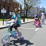 Ciclovia is fun for all ages.