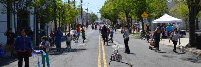 A New Year Brings Ciclovia Back to New Brunswick