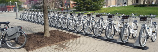Bike Share – Not Just for the Big City