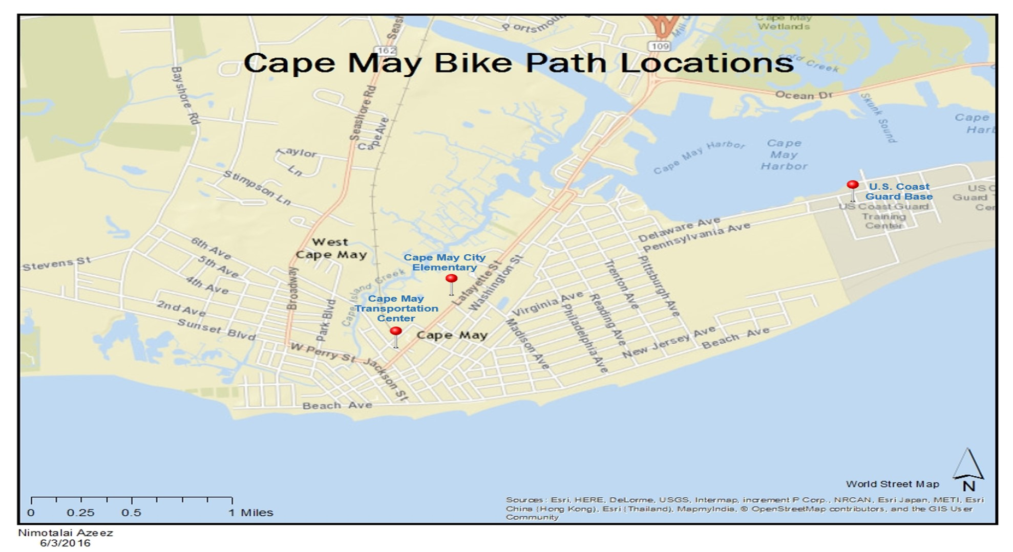 Cape May County Hotels And Motels
