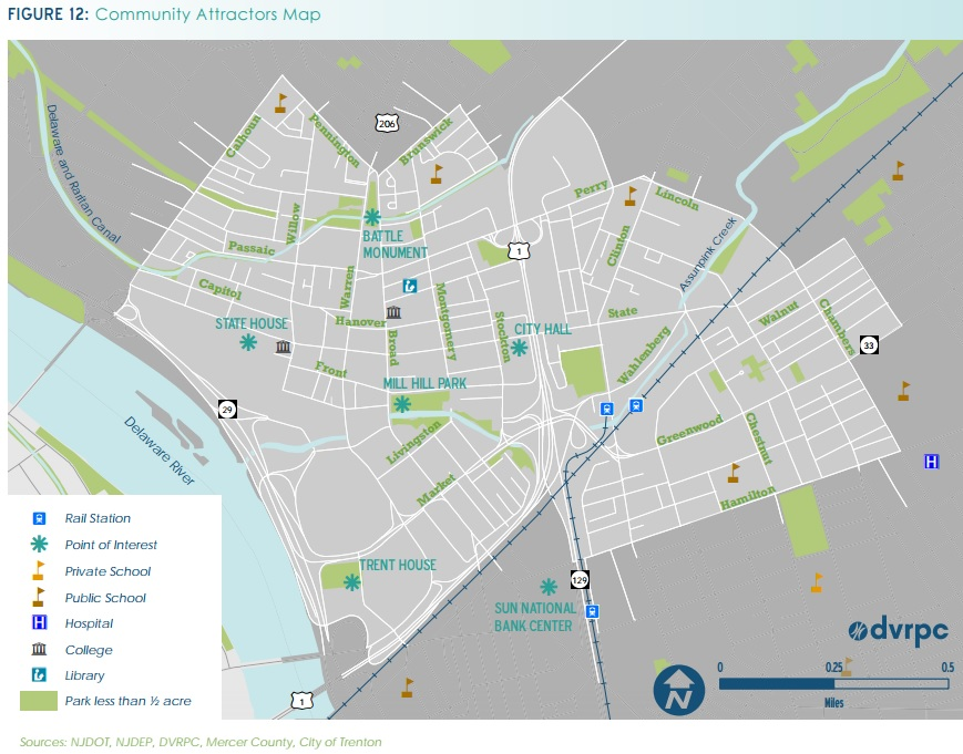 community-attractions-map