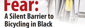 "ITE Journal Publishes ""Fear: A Silent Barrier to Bicycling Black and Hispanic Communities"""