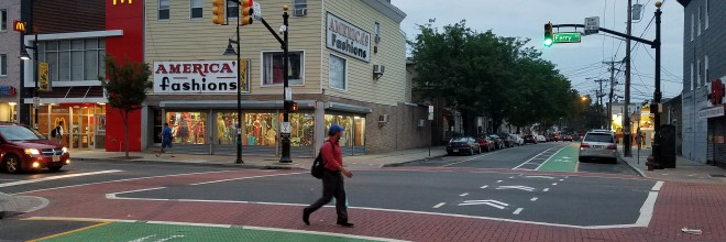 Update to the New Jersey Bicycle and Pedestrian Master Plan Released