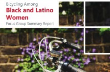 Bicycling Among  </br>Black and Latino Women </br> (2016)