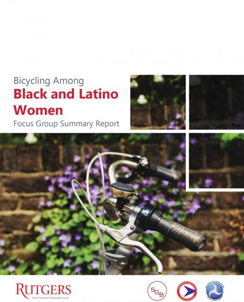 Bicycling Among Black and Hispanic Women_Cover photo_cropped
