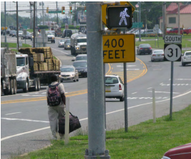 Many roads across the state are currently extremely unsafe for pedestrians