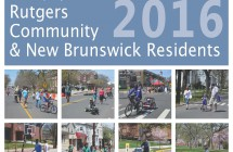 Survey of Rutgers Community & New Brunswick Residents </br> (2016)