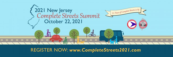 Registration open for the 2021 Complete Streets Summit!
