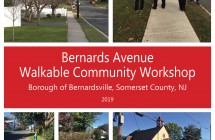 Bernardsville: Bernards Avenue Walkable Community Workshop </br> (2019)