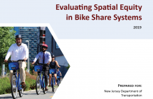Evaluating Spatial Equity in </br> Bike Share Systems </br> (2019)