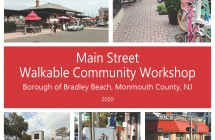 Bradley Beach: Main Street Walkable Community Workshop (2020)