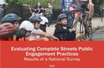 Evaluating Complete Streets Public Engagement Practices: Results of a National Survey (2020)