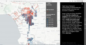 Community Health and Equity Index Map - Los Angeles, CA [6]