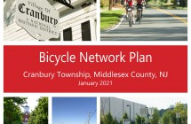 Cranbury: </br> Bicycle Network Plan </br> (2020)