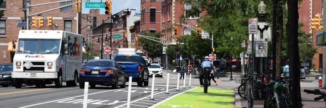 Vision Zero Act Introduced