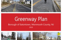 Eatontown </br> Greenway Plan </br> (2019)