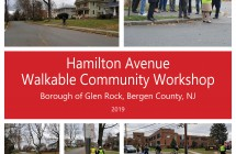 Glen Rock: Hamilton Avenue Walkable Community Workshop </br> (2019)