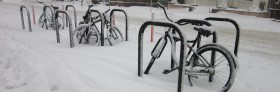 How to Encourage Bicycling Through the Winter