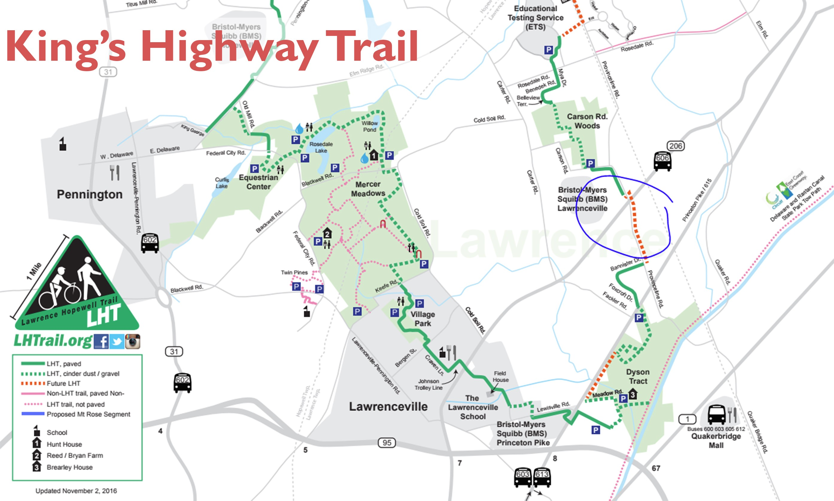 King's Highway Trail
