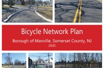 Manville </br> Bicycle Network Plan </br> (2020)