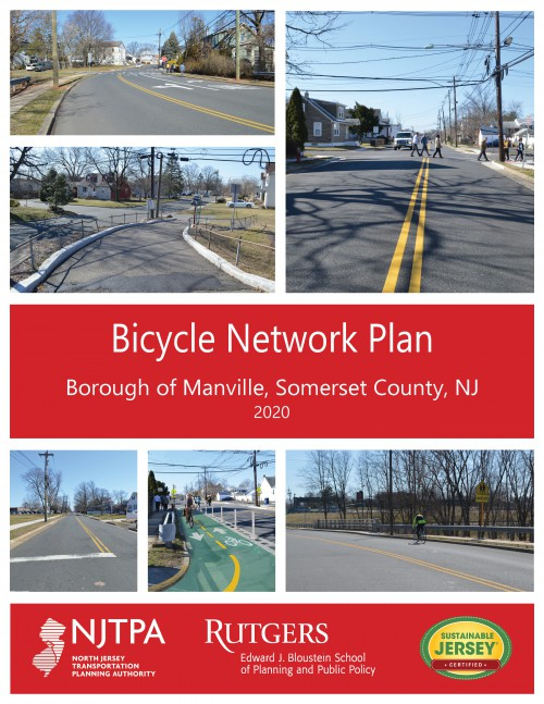 Manville Bicycle Network Cover