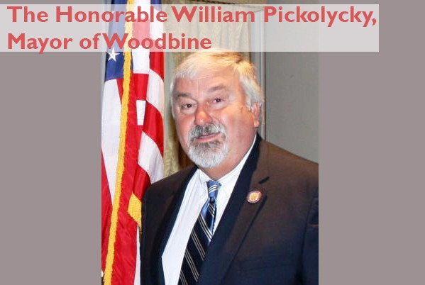 The Honorable William Pickolycky, Mayor of Woodbine