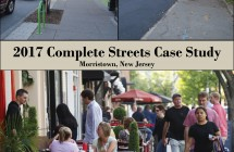 Complete Streets Case Study: Morristown, New Jersey </br> (2017)